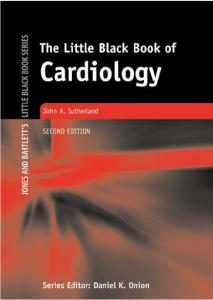 Description: The Little Black Book of Cardiology