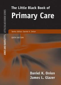 Description: The Little Black Book Of Primary Care