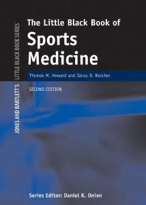 Description: The Little Black Book Of Sports Medicine