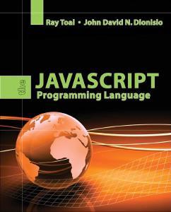 Description: The Javascript Programming Language