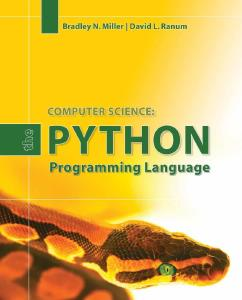 Description: The Python Programming Language