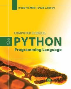 Description: The Python Programming Language