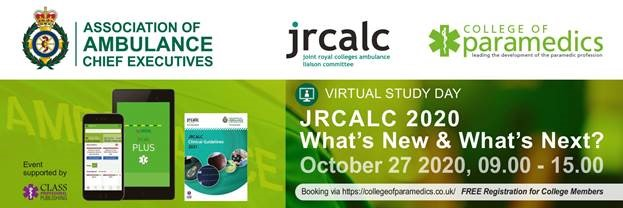 JRCALC 2020: WHAT'S NEW AND WHAT'S NEXT?